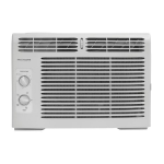 Frigidaire FFRA0511R1 Window-Mounted Mini-Compact Air Conditioner