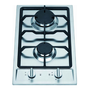 Ramblewood GC2-43P High Efficiency 2 Burner Gas Cooktop