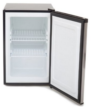 Whynter CUF-210SS Energy Star Upright Freezer Interior